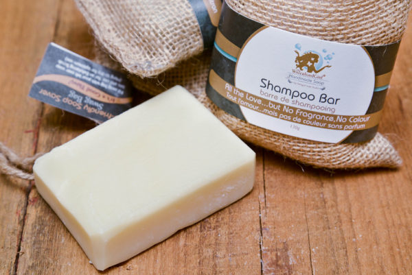 All the Love (No fragrance, no colour) With Eco-friendly Pine Soap Deck