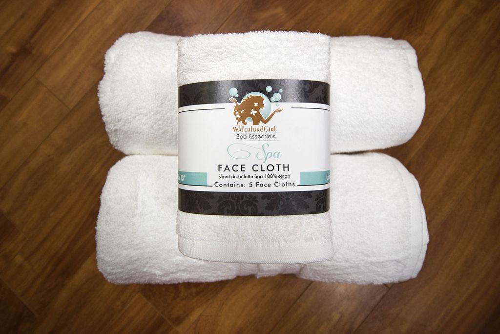 Premium Spa Wash Cloth (set of 5)
