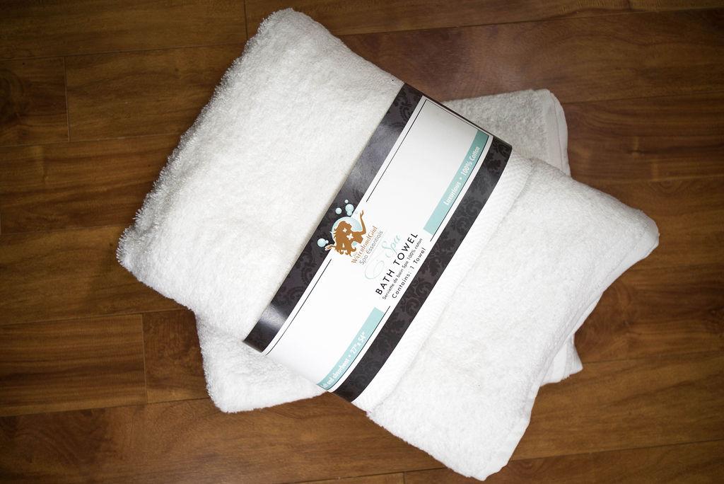 Premium Spa Towel