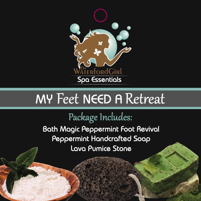 My Feet Need a Retreat